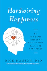 <a href=&#8220;http://www.rickhanson.net/books/hardwiring-happiness&#8221;>Order</a> your copy of Dr. Hanson&#8217;s latest book, <a href=&#8220;http://www.amazon.com/gp/product/0385347316?ie=UTF8&amp;tag=gregooscicen-20&amp;linkCode=as2&amp;camp=1789&amp;creative=9325&amp;creativeASIN=0385347316&#8221;><em>Hardwiring Happiness</em></a>.