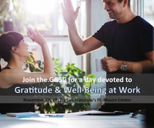 Gratitude & Well-Being at Work