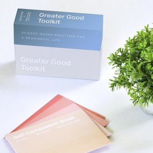 Meet the Greater Good Toolkit