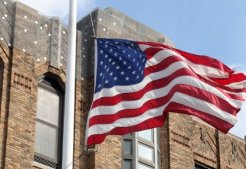 Flag Tribute to Whitney Houston: Too Little, Too Late?