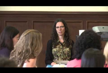 Vicki Zakrzewski & Brooke Dodson-Lavelle on Self-Compassion, Part 2/3 (SIE14)