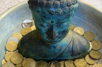 What Would Buddha Do About the Economy?