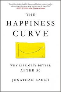 "Thomas Dunne Books, 2018, 256 pages. Read <a href=""https://greatergood.berkeley.edu/article/item/how_to_survive_your_midlife_blues"">our review</a> of <em>The Happiness Curve</em>."