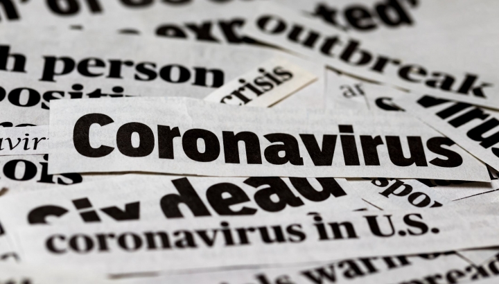 How to Be Intentional About Consuming Coronavirus News