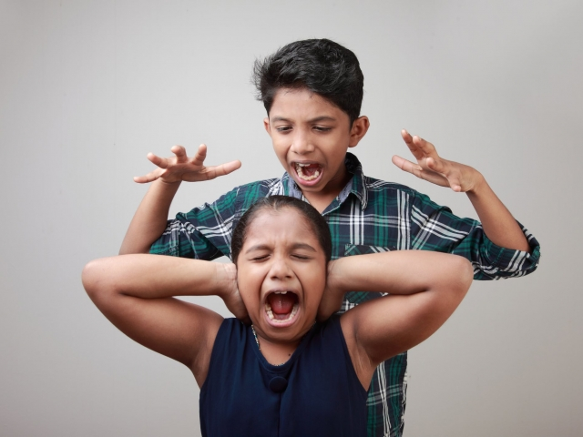 Study Younger Siblings Face Higher >> How To Teach Siblings To Resolve Their Own Arguments