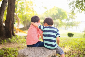 How to Raise Boys Who Are in Touch With Their Feelings