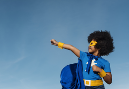 Superhero Motivation for Kids