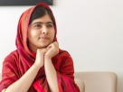 Malala Yousafzai, who stood up against the Taliban for women's education