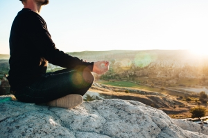 meditation research articles