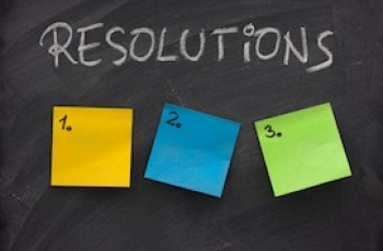 The Three Most Important Tactics for Keeping Your Resolutions