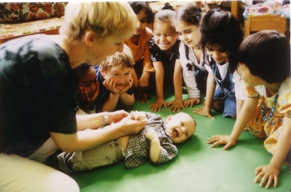 Building Empathy In Children Lessons >> Taking Lessons From A Baby Greater Good