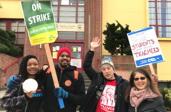 Teachers Strike for Meaning, Not Just Money