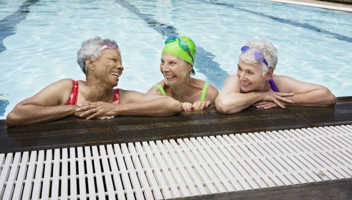 Why Relationships Are the Secret to Healthy Aging