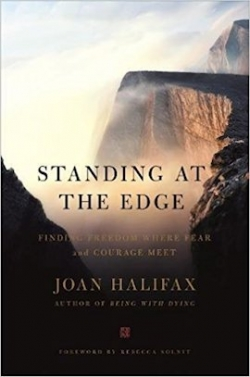 <em><a href=&#8220;https://amzn.to/2FC4mpP&#8221;>Standing at the Edge: Finding Freedom Where Fear and Courage Meet</a></em> (Flatiron Books, 2018, 304 pages)