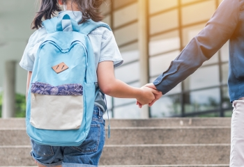How to Support Your Kid at School Without Being a Helicopter Parent