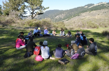The Surprising Benefits of Teaching a Class Outside