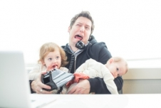 Is Becoming a Parent Really Worse than Losing Your Spouse?