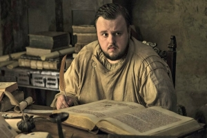 Samwell Tarly: the secret hero of <em>Game of Thrones</em>.