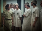 A scene from the 2015 film, <a href=&#8220;https://www.youtube.com/watch?v=3XN2X72jrFk&#8221;>Stanford Prison Experiment</a>.