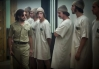 A scene from the 2015 film, Stanford Prison Experiment.