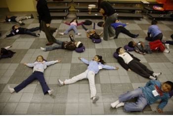 Mindful Kids, Peaceful Schools