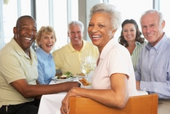 How Social Connections Keep Seniors Healthy
