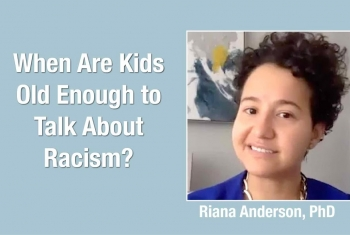 When Are Kids Old Enough to Talk About Racism?
