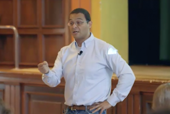 Rudy Mendoza-Denton on Minority Status, Education and the Greater Good, Part 2/3 (SIE15)