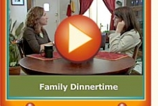 The Value of Family Dinnertime, Part 1