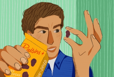 Episode 36: Do You Know How to Eat a Raisin?