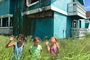 The children of <em>The Florida Project</em>.