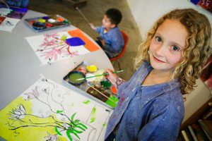 Arts and Smarts | Greater Good