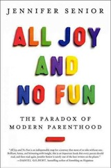 Read <a href=&#8220;http://greatergood.berkeley.edu/article/item/when_is_parenting_all_joy_and_no_fun&#8221;>our review</a> of the </em>All Joy and No Fun</em>.