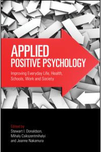 <a href=&#8220;http://www.amazon.com/Applied-Positive-Psychology-Improving-ebook/dp/B004QM9OKA/ref=sr_1_2?ie=UTF8&amp;qid=1312845163&amp;sr=8-2&#8221;>Routledge, 2011, 237 pages</a>