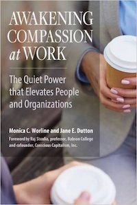 Read <a href=&#8220;https://greatergood.berkeley.edu/article/item/how_to_awaken_compassion_at_work&#8221;>our review</a> of <em>Awakening Compassion at Work</em>.