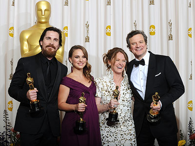 The Kids Are All White: The Academy Awards were criticized this year for a lack of diversity among nominees.