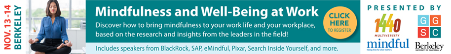 Mindfulness and Wellbeing at Work