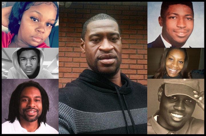 Black folks killed by police