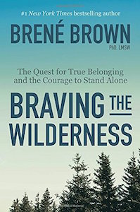 "Read <a href=""https://greatergood.berkeley.edu/article/item/how_to_cultivate_belonging_in_a_divided_culture"">our review</a> of <em>Braving the Wilderness</em>."