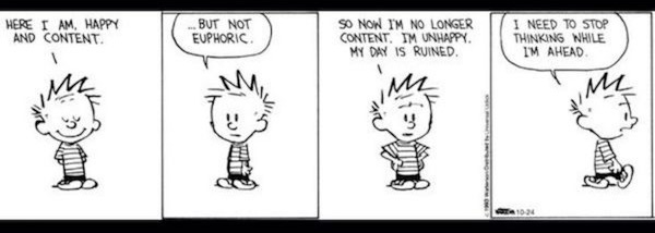 Calvin on Happiness