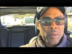 During the past year, actor and comedian Chris Rock took selfies every time he was pulled over by police, as anecdotal evidence of bias in traffic stops. Rock says this happened three times in two months.