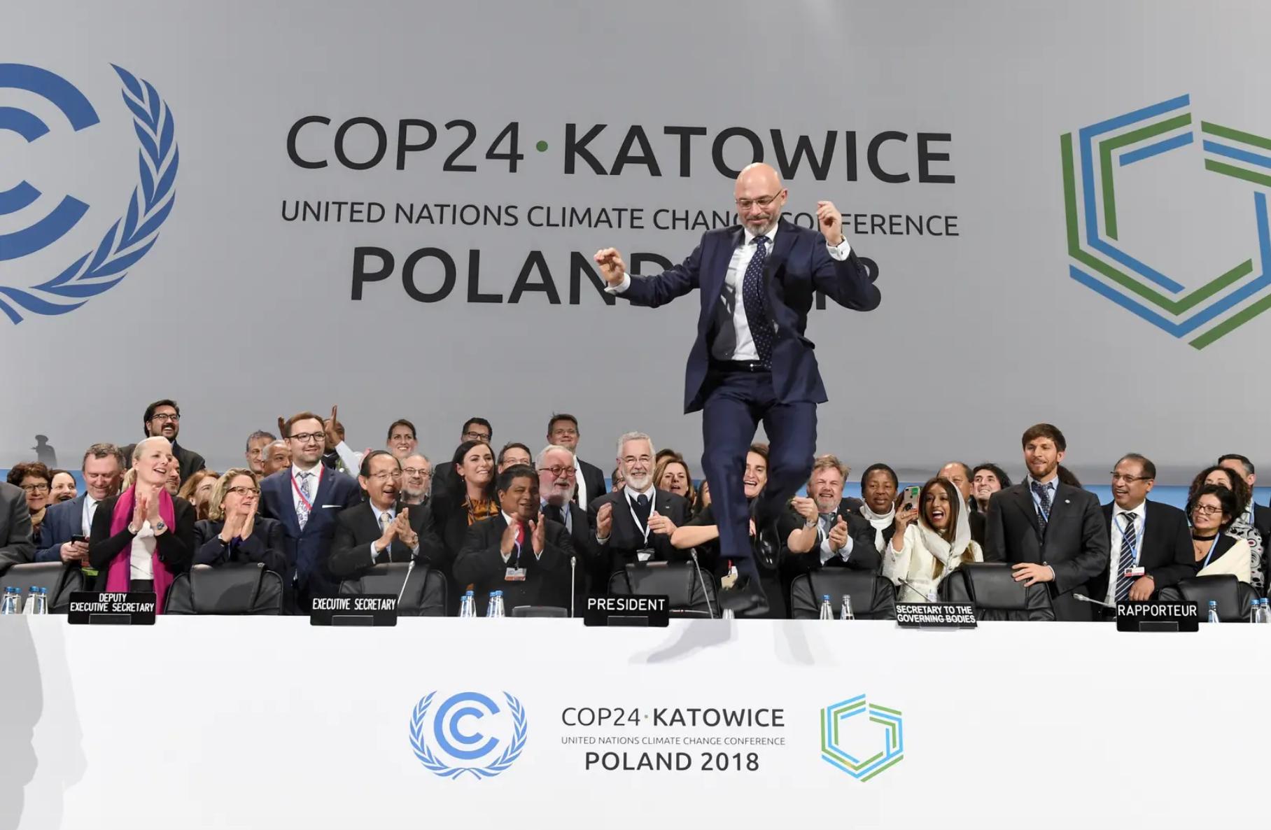 Climate leap
