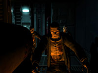 Another image from the video game <i>Doom</i>