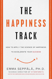 Read <a href=&#8220;http://greatergood.berkeley.edu/article/item/manage_your_energy_not_your_time&#8221;>our review</a> of <em>The Happiness Track</em>.