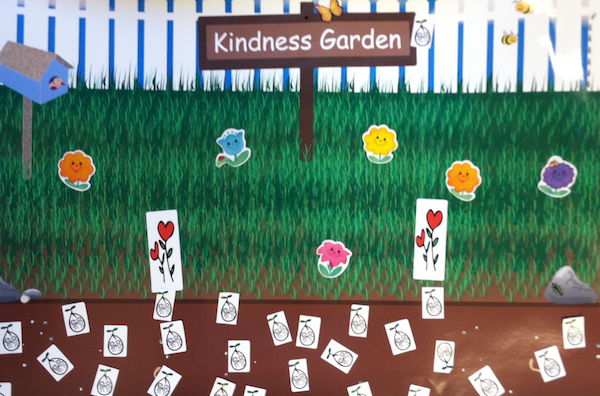 kindness curriculum garden