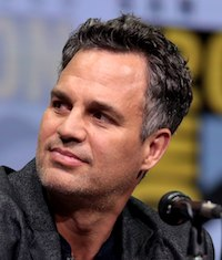 "Actor Mark Ruffalo was one of the few men to offer public support to women at the Golden Globes. ""Wearing black today in solidarity with the men and women asking for respect and equality across industry lines,"" <a href=""https://twitter.com/markruffalo/status/950011960199974919?lang=en"">he tweeted</a>. ""Let's bring a stop to sexual harassment in the workplace."""