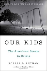 Read <a href=&#8220;http://greatergood.berkeley.edu/article/item/what_inequality_does_to_kids&#8221;>our review</a> of <em>Our Kids</em>.