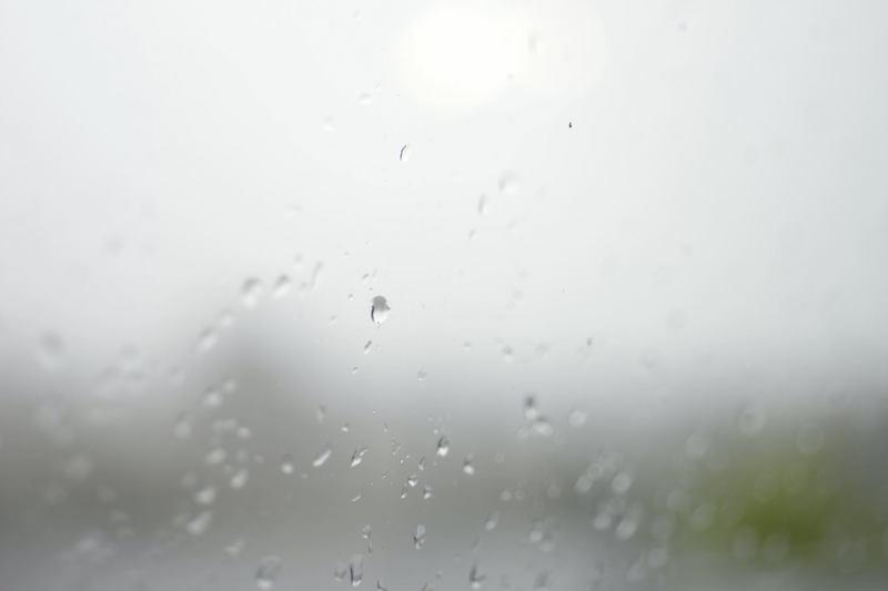 Rain by Auey Santos