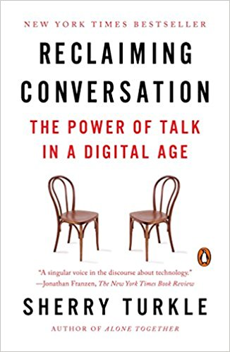 Read a Q&amp;A with Sherry Turkle, &#8220;<a href=&#8220;http://greatergood.berkeley.edu/article/item/how_smartphones_are_killing_conversation&#8221;>How Smartphones Are Killing Conversation</a>.&#8221;
