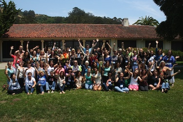 Participants and organizers of the 2013 Summer Institute for Educators